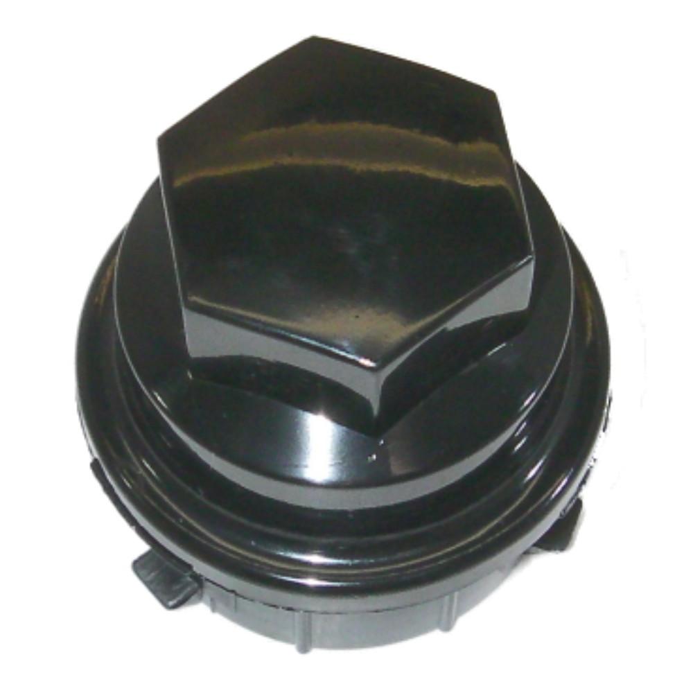 Genuine GM 9594435 Black Wheel Lug Nut Cover Cap