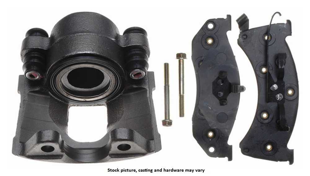 Interstate Brake Products C9016R Rebuilt Loaded Disc Brake Caliper Front Right
