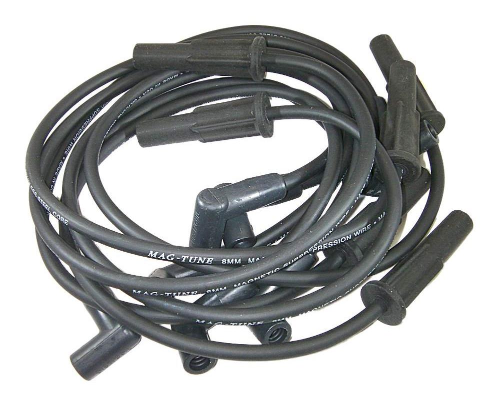 Moroso 9008M Ignition Spark Plug Wire Set