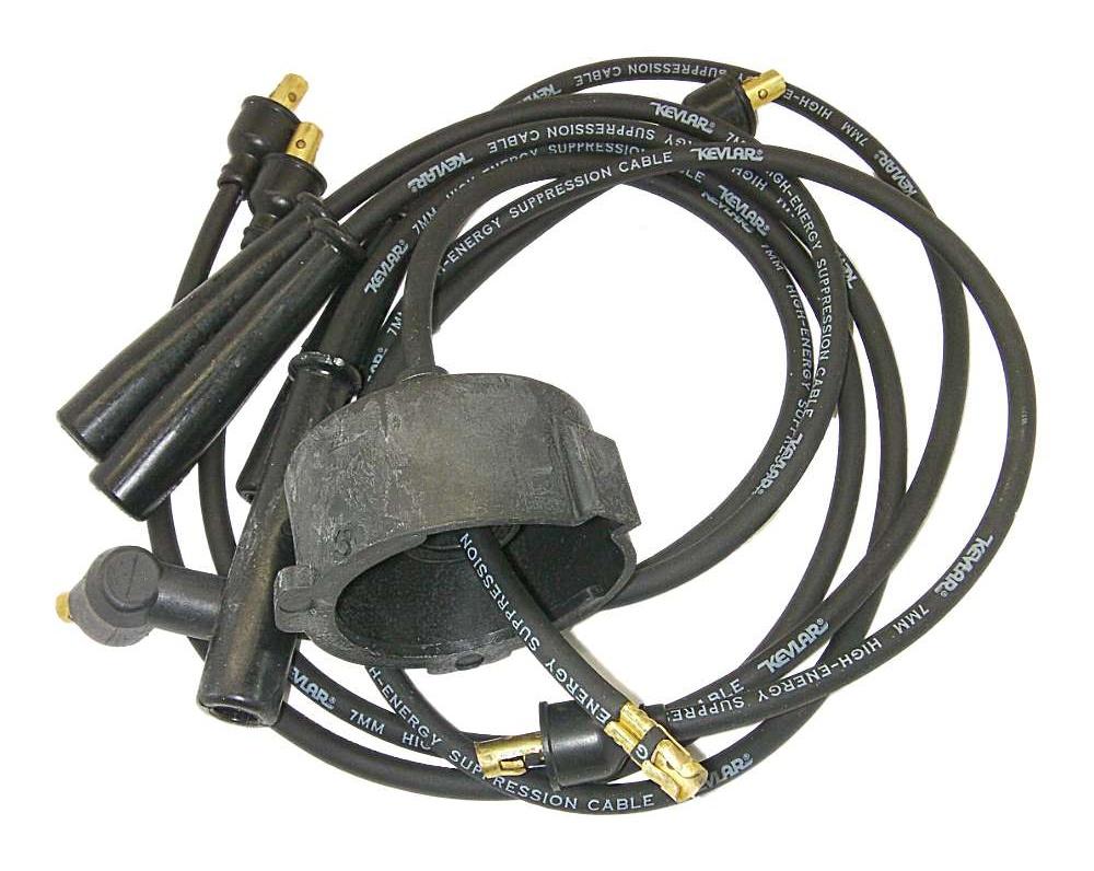 Moroso 9015 Ignition Spark Plug Wire Set