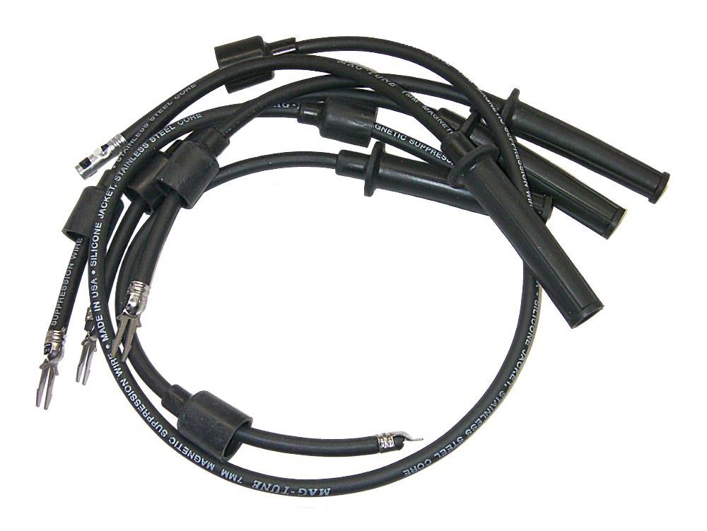Moroso 9055M Ignition Spark Plug Wire Set
