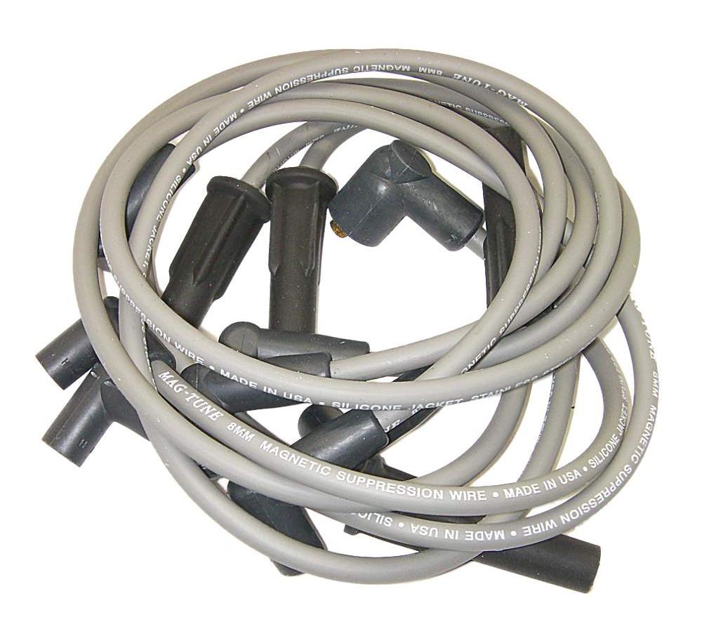 Moroso 9086M Ignition Spark Plug Wire Set