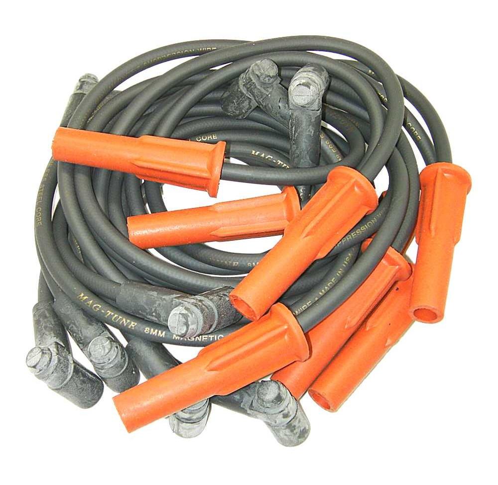 Moroso 9091M Ignition Spark Plug Wire Set