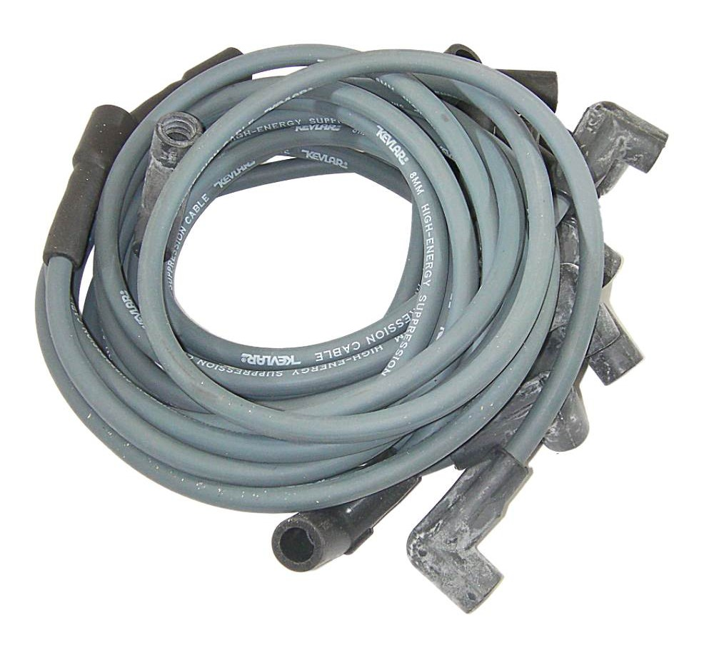 Moroso 9094 Spark Plug Wire Set made with Kevlar® - Made in the USA ...