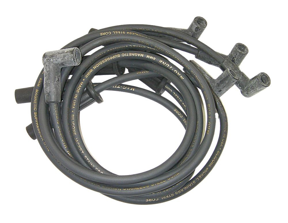 Moroso 9134M Ignition Spark Plug Wire Set