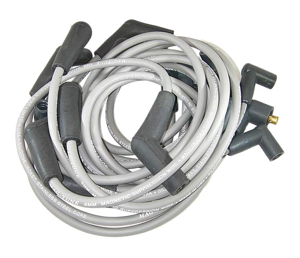 Moroso 9183M Ignition Spark Plug Wire Set