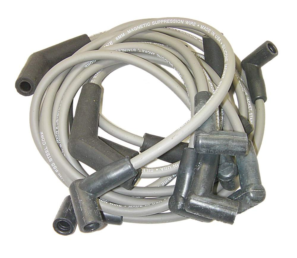 Moroso 9206M Ignition Spark Plug Wire Set