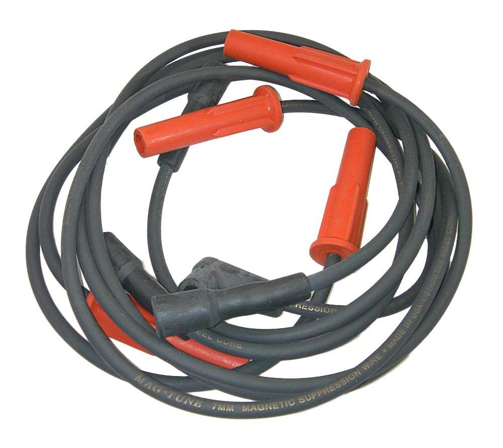 Moroso 9231M Ignition Spark Plug Wire Set