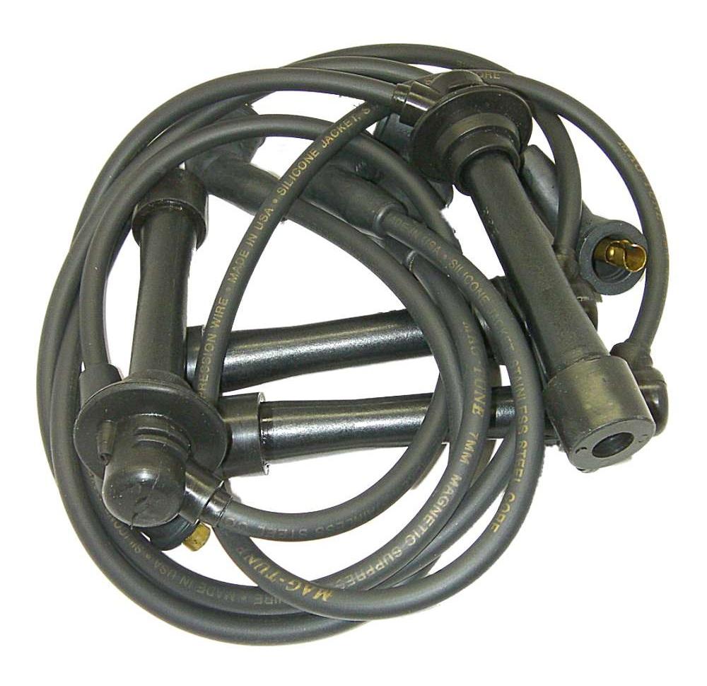 Moroso 9304M Ignition Spark Plug Wire Set