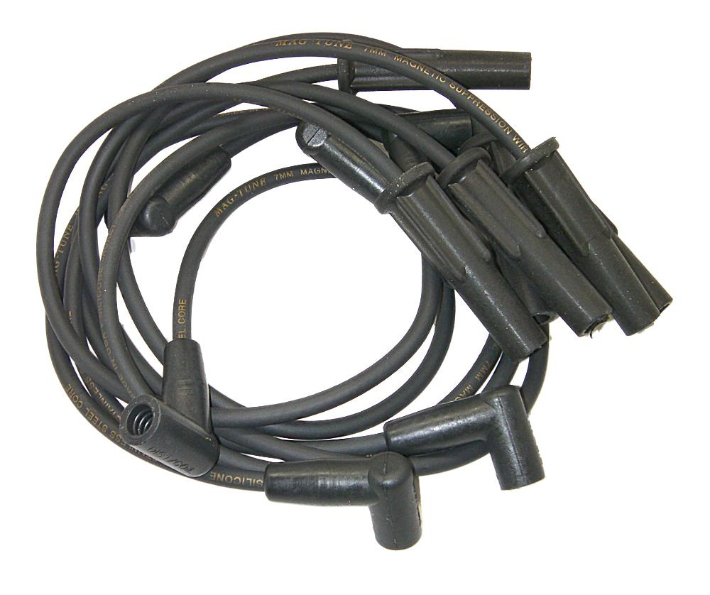 Moroso 9337M Ignition Spark Plug Wire Set
