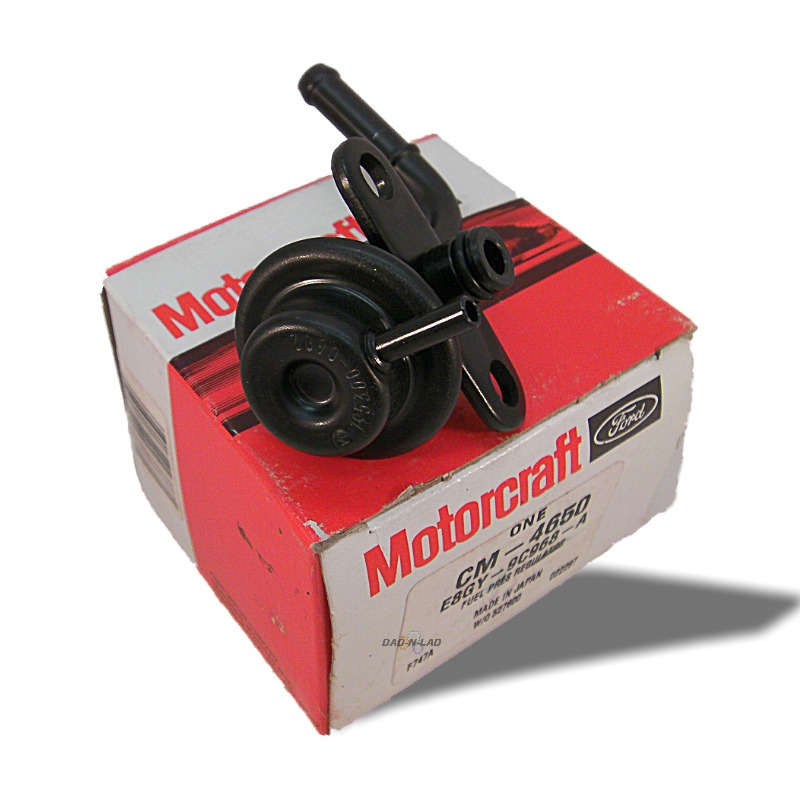 Motorcraft Cm4650 E8gy 9c968 A Fuel Injection Pressure