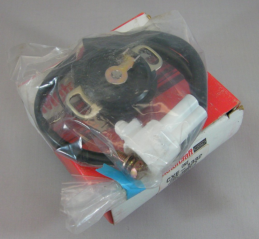 Motorcraft CXE1332 Throttle Position Sensor (TPS)