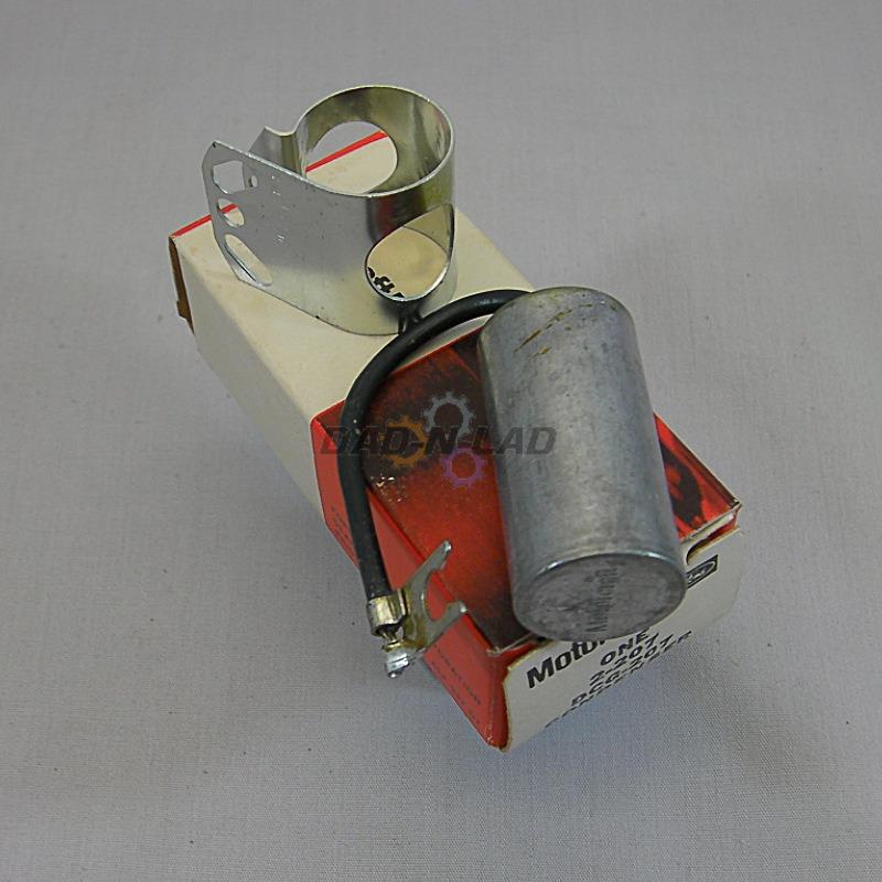 Motorcraft Dcg207 Dcg 207 New Ignition Condenser Dad N