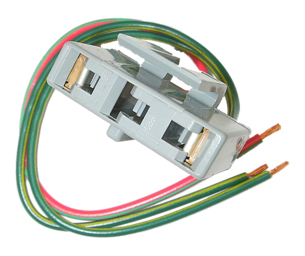 Parts Master 84078 3-Wire Ignition Coil Connector and Pigtail for ...