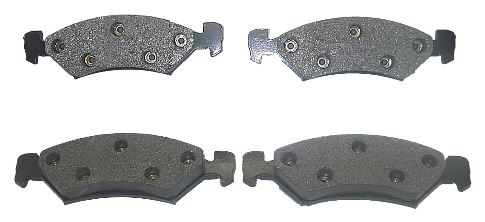 Parts Master MD170S Disc Brake Pads