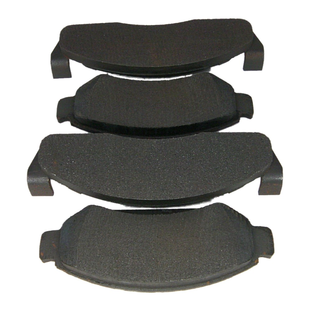 Performance Friction 0504 Disc Brake Pads
