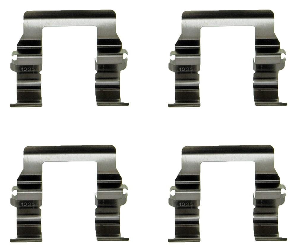 Pronto HW13281 Disc Brake Hardware Kit
