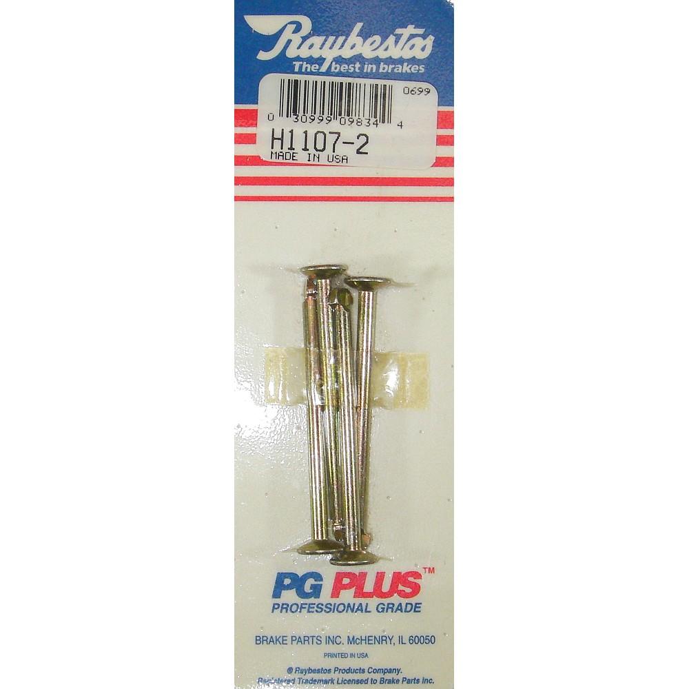 Raybestos H1107K Professional Grade Drum Brake Shoe Hold Down Pin