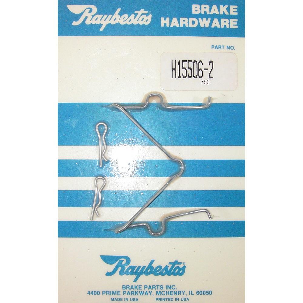 Raybestos H15506-2 Disc Brake Hardware Kit
