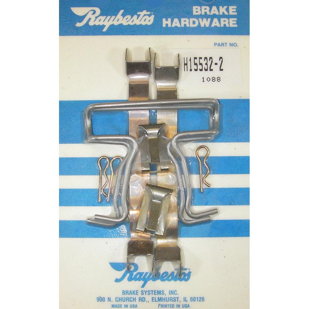 Raybestos H15532-2 Disc Brake Hardware Kit