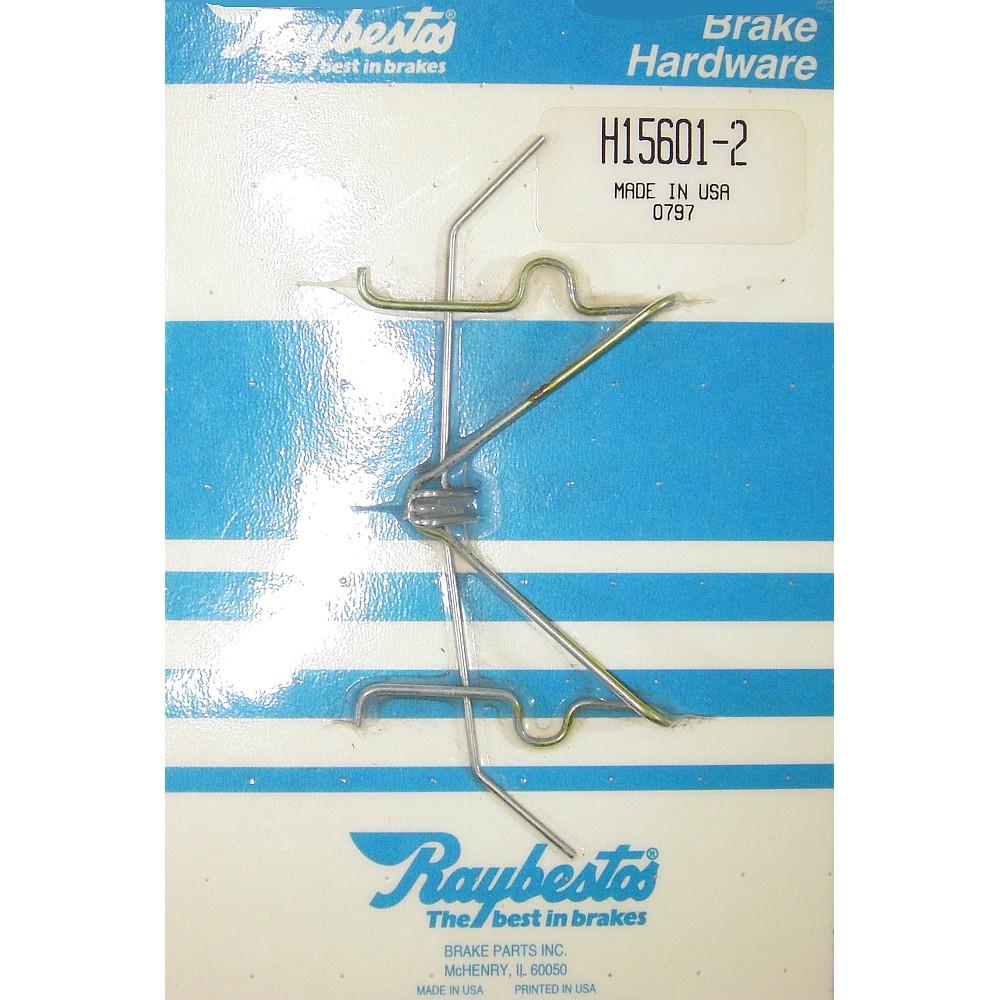 Raybestos H15601-2 Disc Brake Hardware Kit