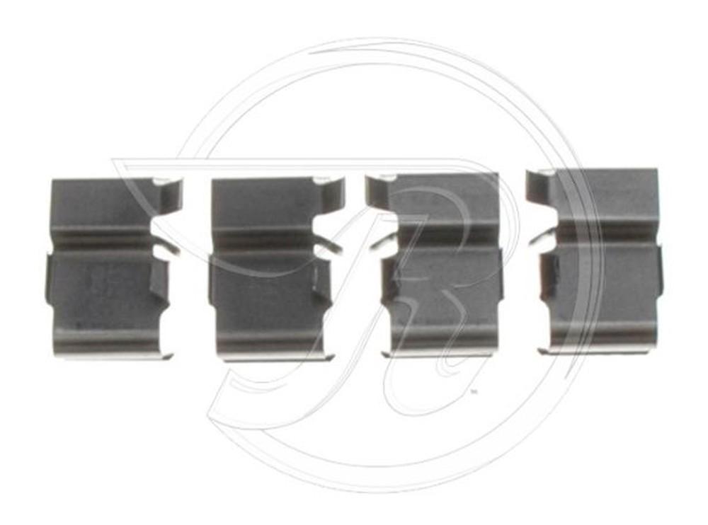 Raybestos H15619 Disc Brake Hardware Kit