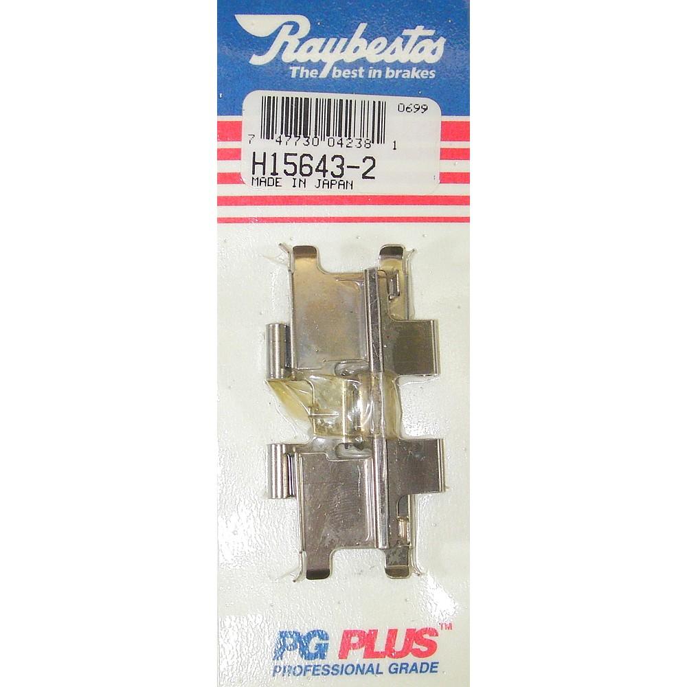 Raybestos H15643-2 Disc Brake Hardware Kit