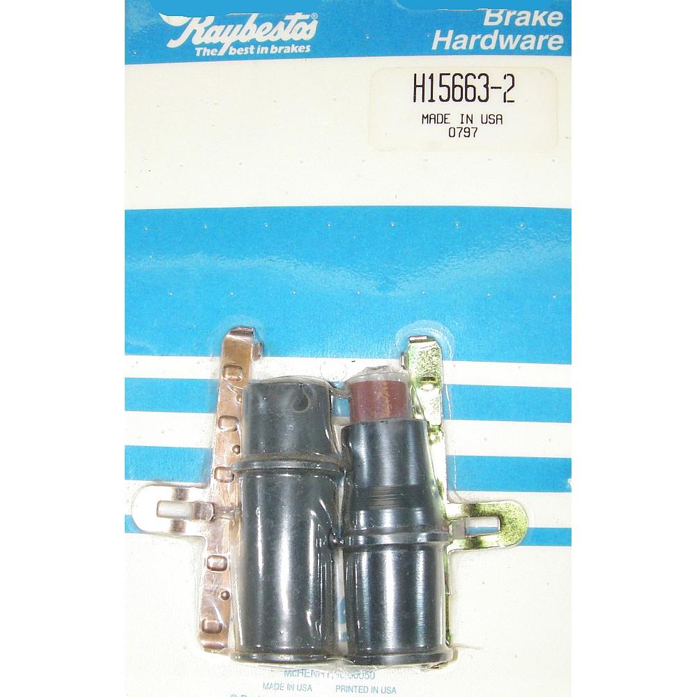 Raybestos H15663-2 Disc Brake Hardware Kit