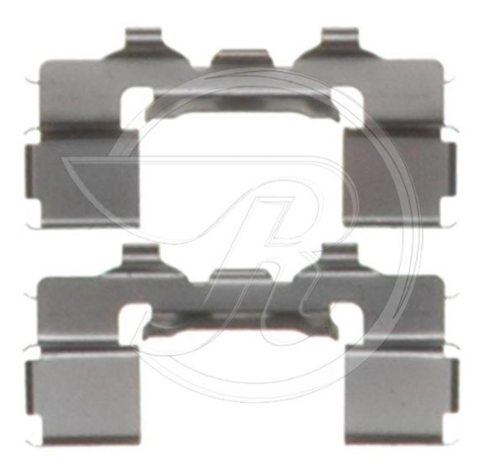 Raybestos H15671 Disc Brake Hardware Kit