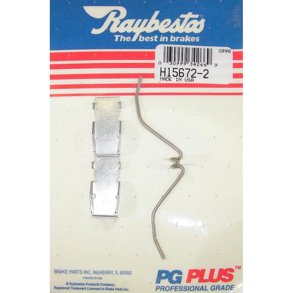Raybestos H15672-2 Disc Brake Hardware Kit