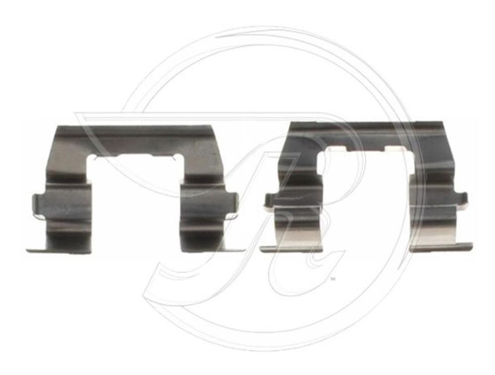Raybestos H15706 Disc Brake Hardware Kit