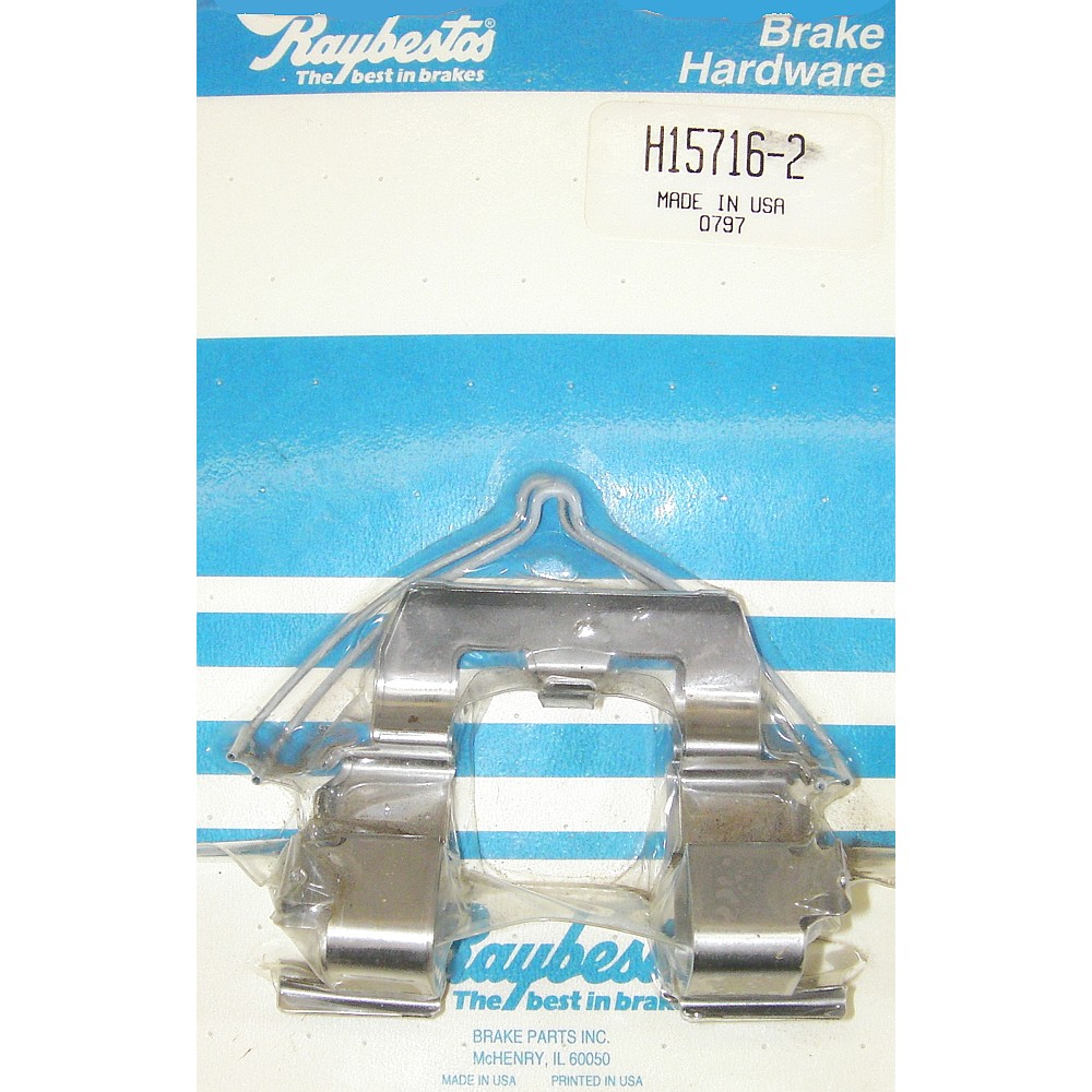 Raybestos H15716-2 Disc Brake Hardware Kit
