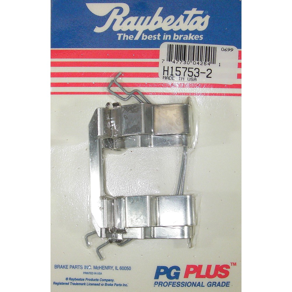 Raybestos H15753-2 Disc Brake Hardware Kit