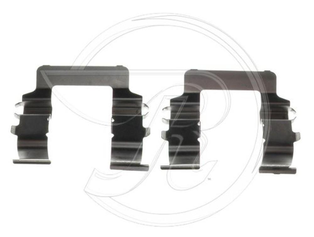 Raybestos H15755 Disc Brake Hardware Kit