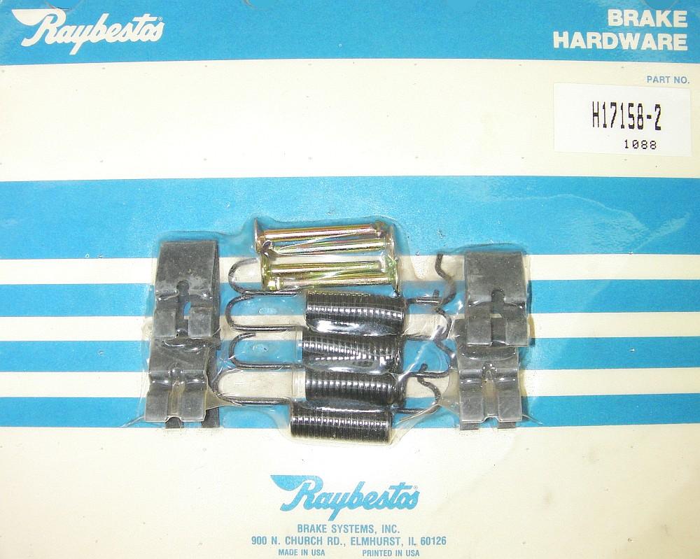 Raybestos H17158-2 Drum Brake Hardware Kit