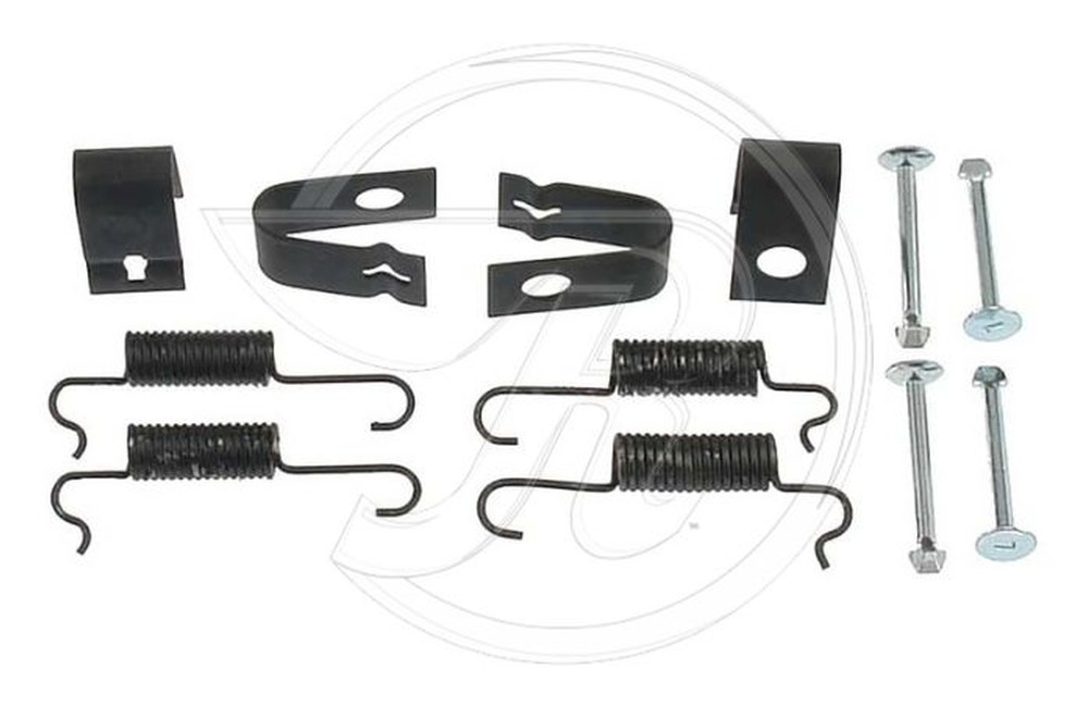 Raybestos H17158 Drum Brake Hardware Kit