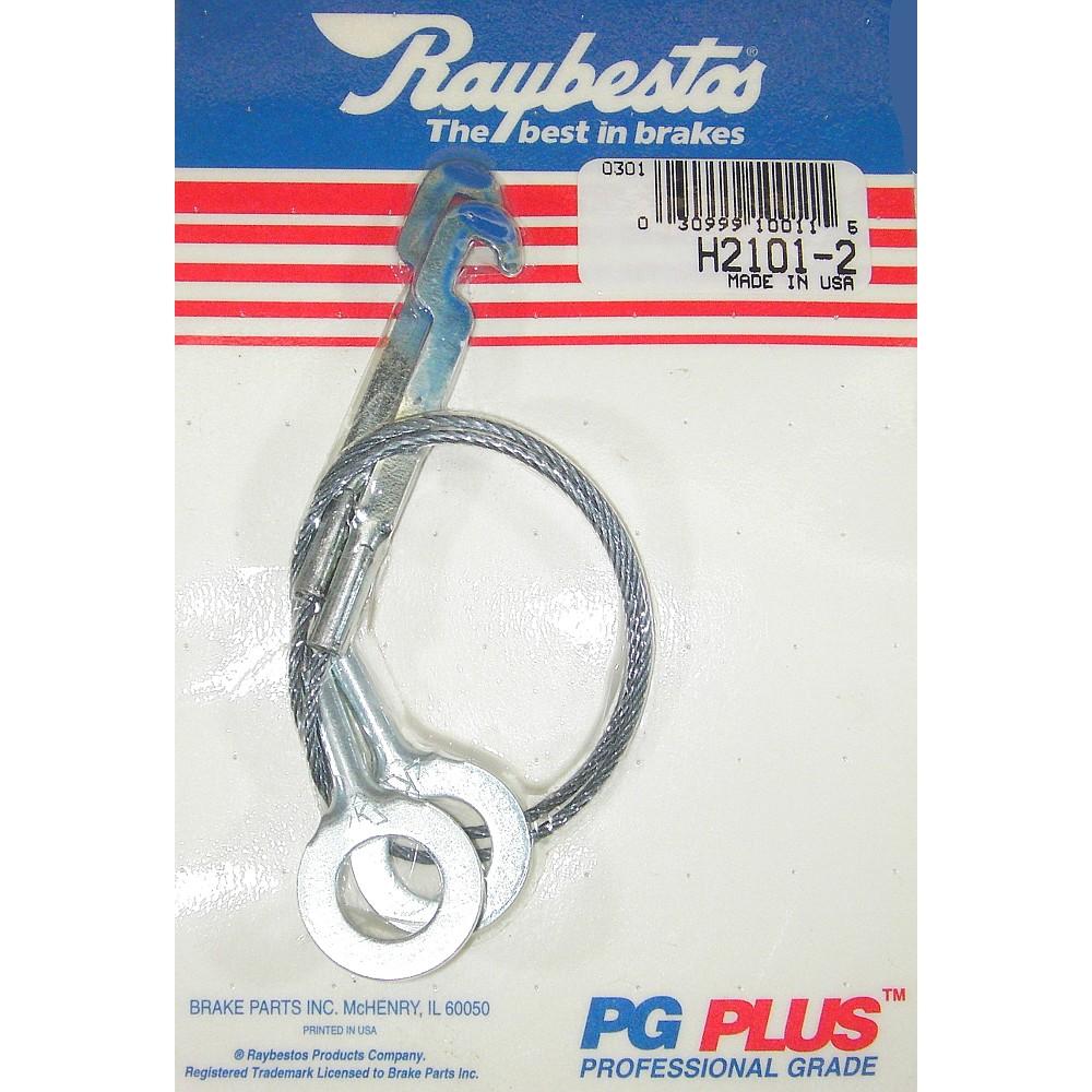 Raybestos H2101-2 Drum Brake Self-Adjuster Cable