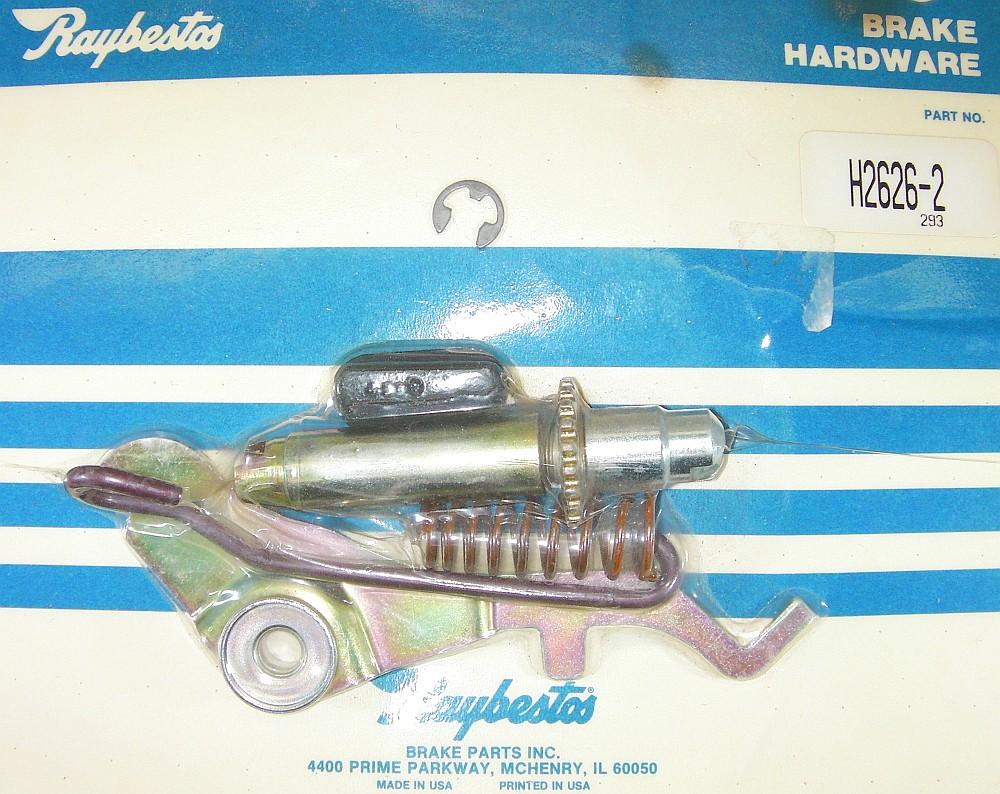 Raybestos H2626-2 Drum Brake Self Adjuster Repair Kit