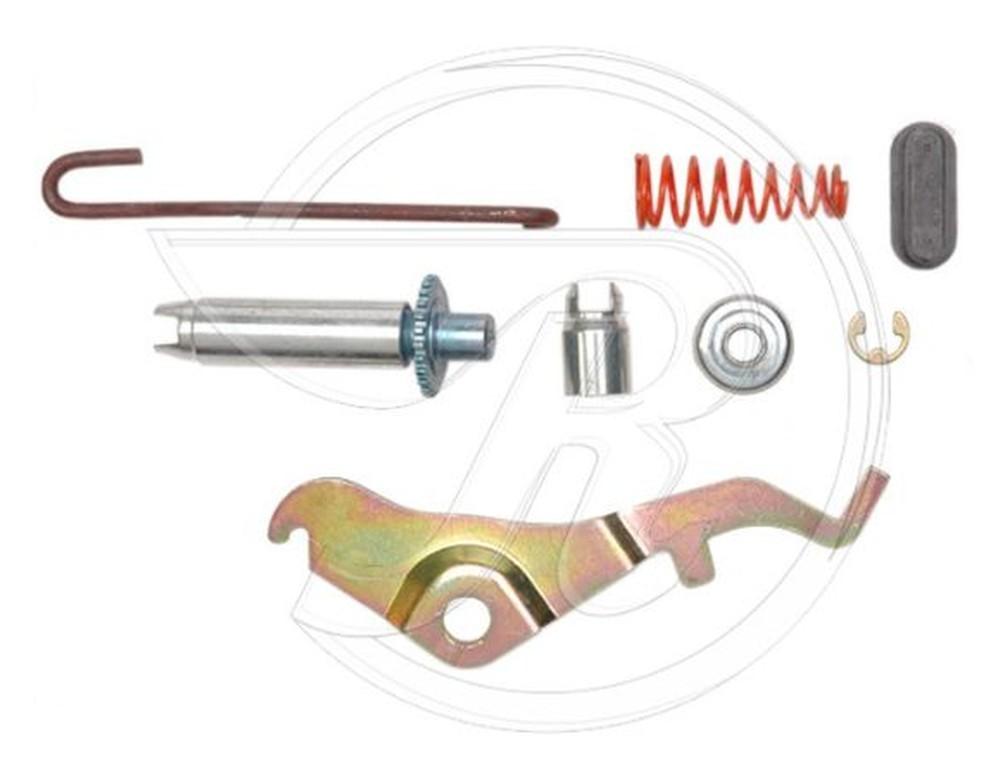 Raybestos H2626 Drum Brake Self Adjuster Repair Kit
