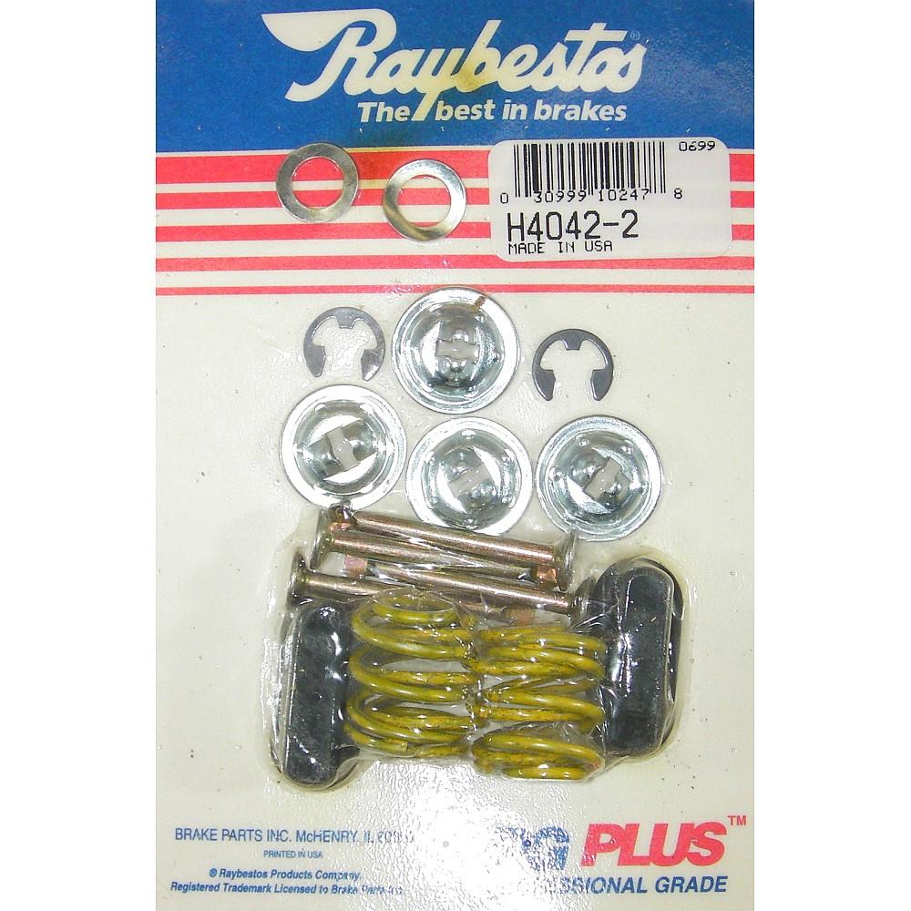 Raybestos H4042-2 Drum Brake Shoe Hold Down Kit
