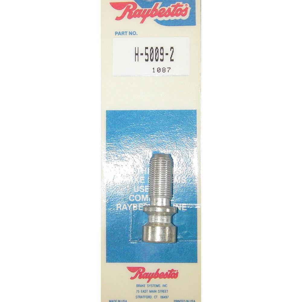 Raybestos H5009-2 Disc Brake Caliper Bolt