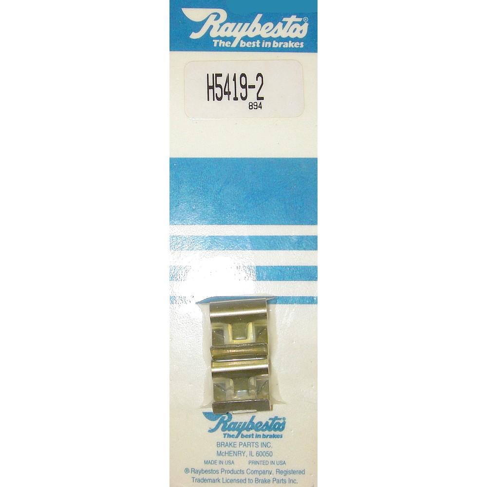 Raybestos H5419-2 Disc Brake Anti-Rattle Clip