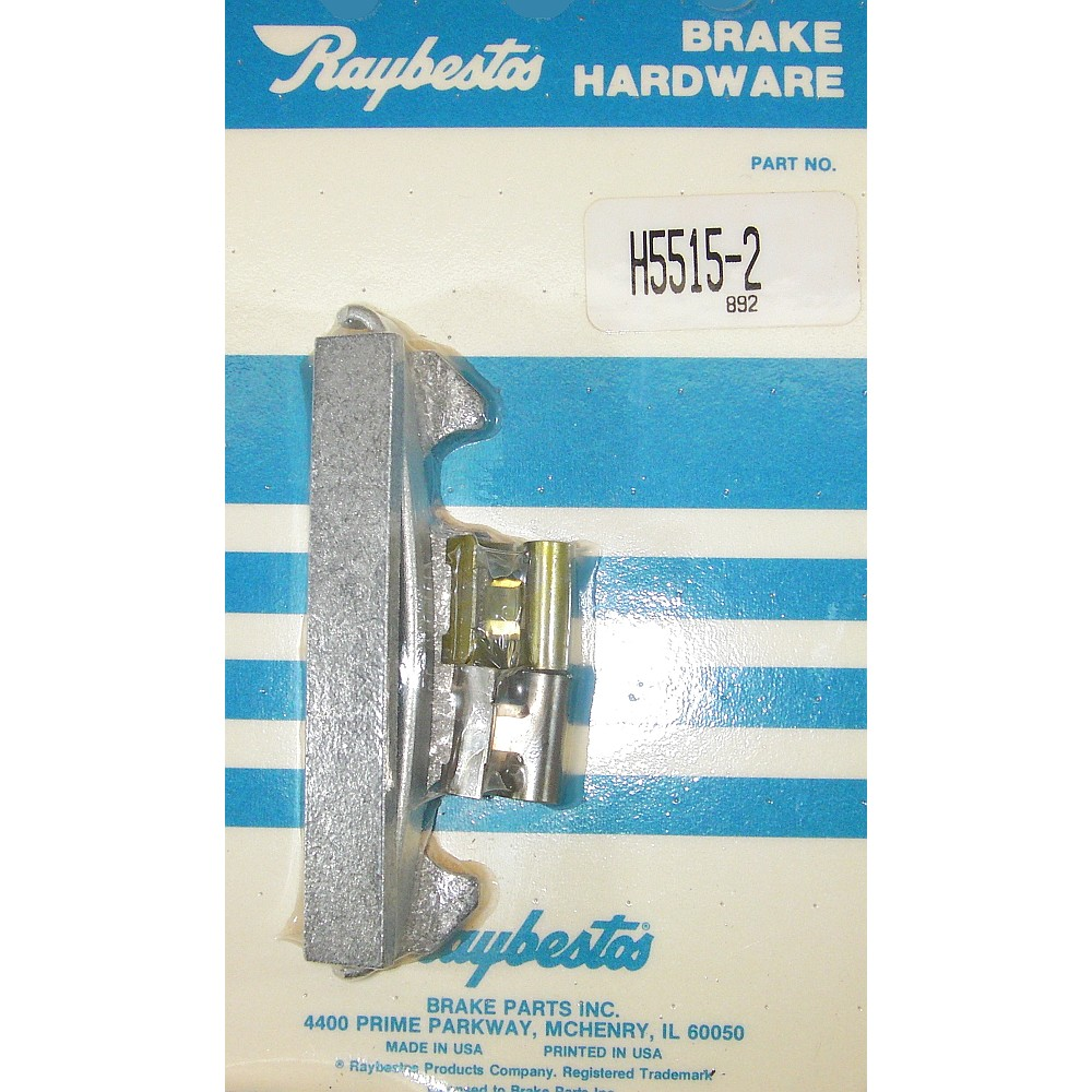 Raybestos H5515 Disc Brake Hardware Kit Front Rear NOS MADE IN USA