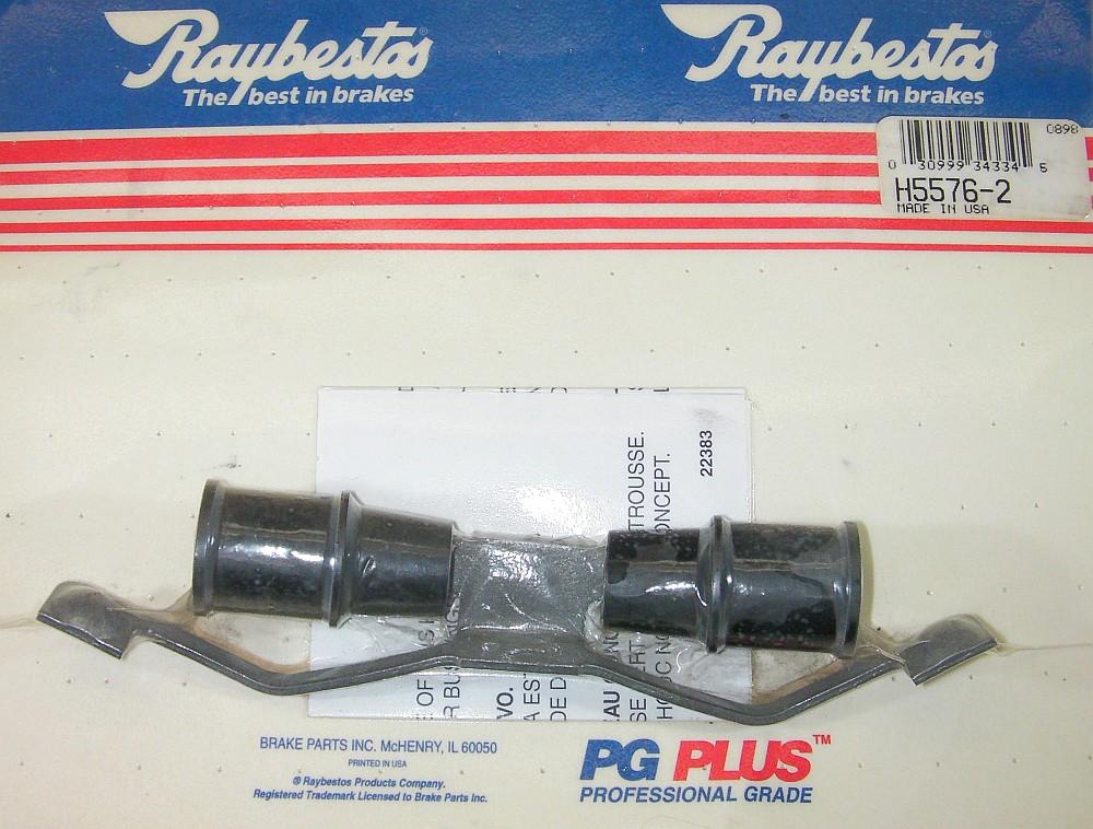 Raybestos H5576-2 Disc Brake Hardware Kit