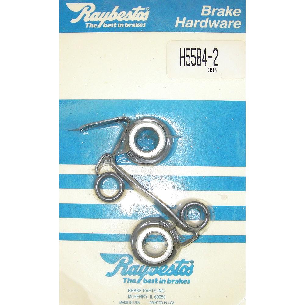 Raybestos H5584-2 Disc Brake Hardware Kit
