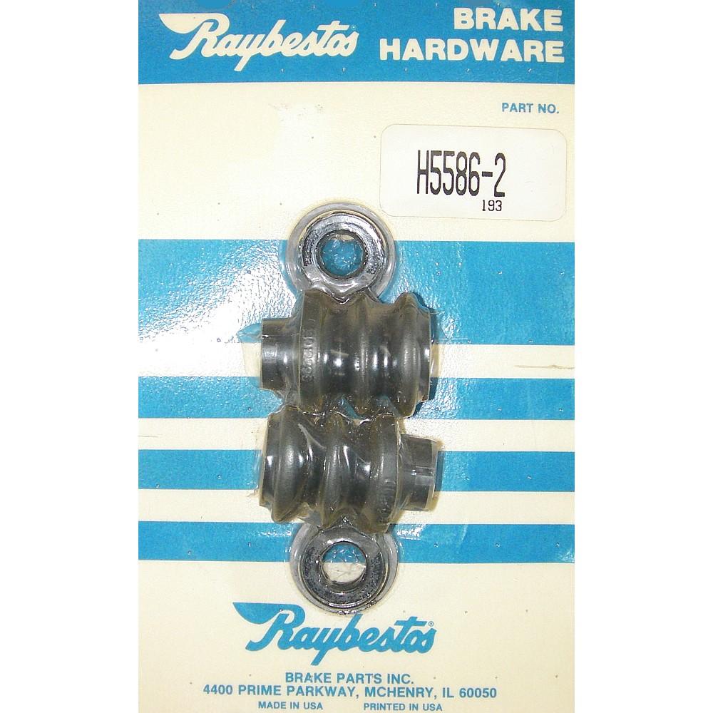 Raybestos H5586-2 Disc Brake Hardware Kit