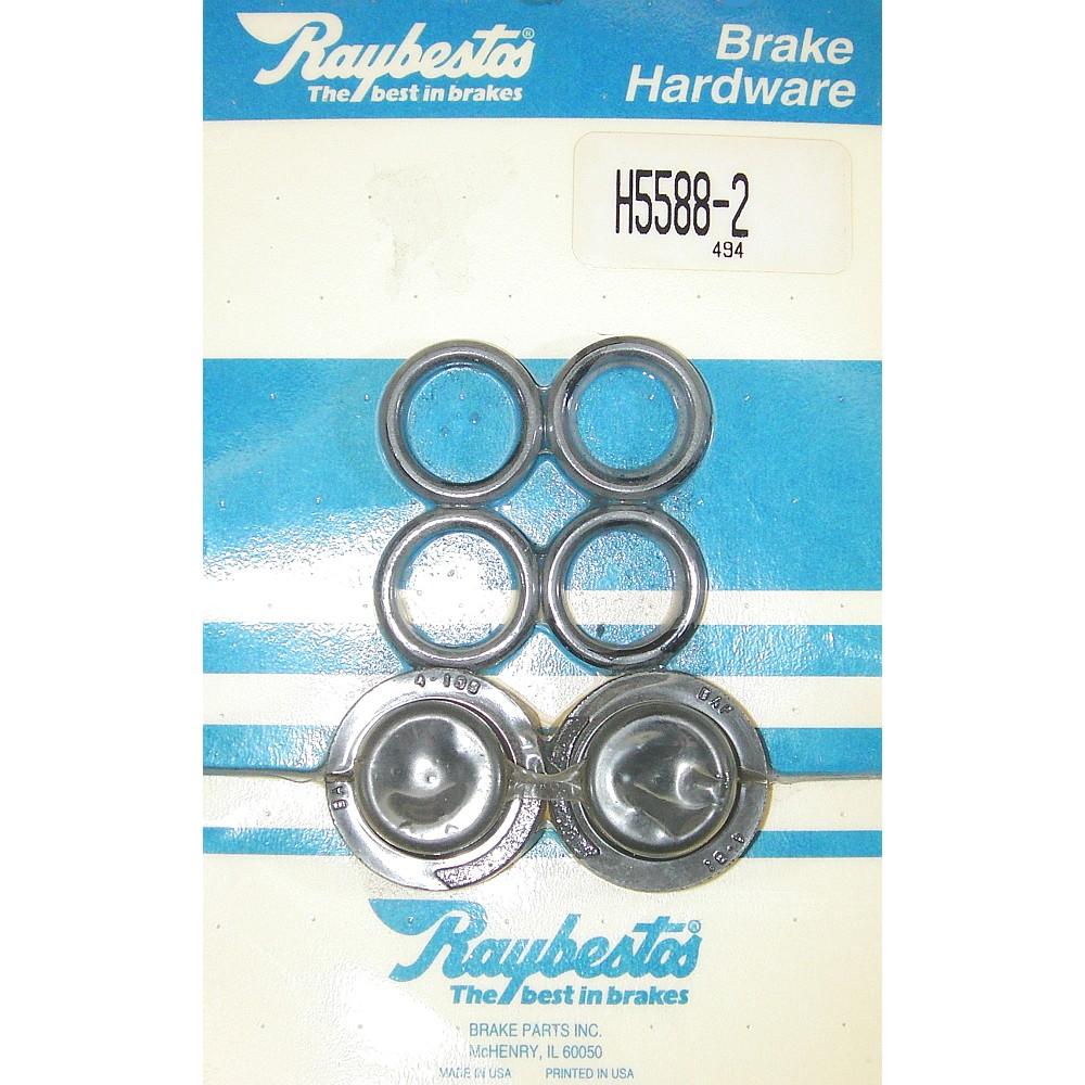Raybestos H5588-2 Disc Brake Hardware Kit