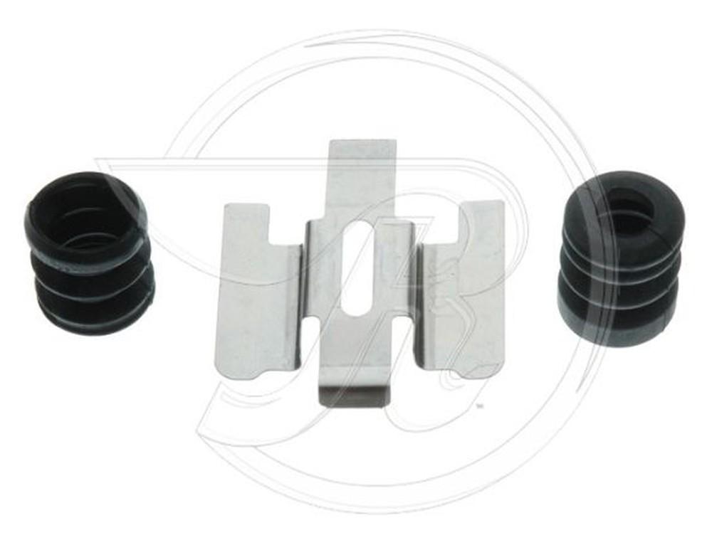 Raybestos H5624 Disc Brake Hardware Kit