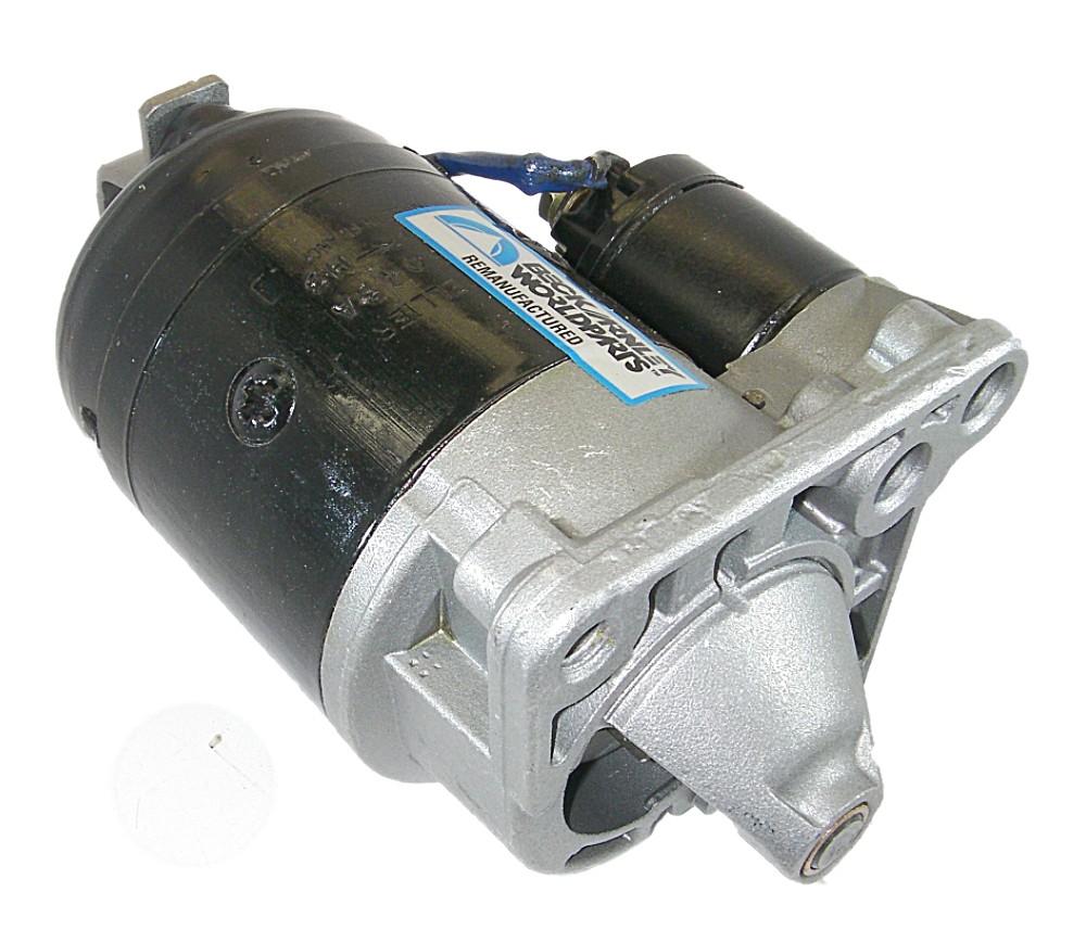 Suncoast Automotive Products 16797 Remanufactured Starter Motor