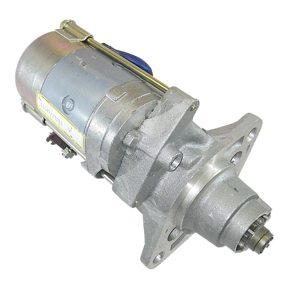 Suncoast Automotive Products 17241 Remanufactured Starter Motor